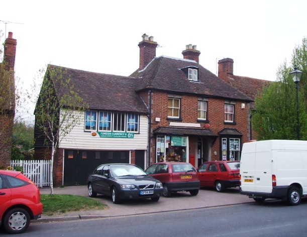 Most Attractive Freehold Village Greeting Cards, Stationery, Toys with Sub Post office, Kent for sale
