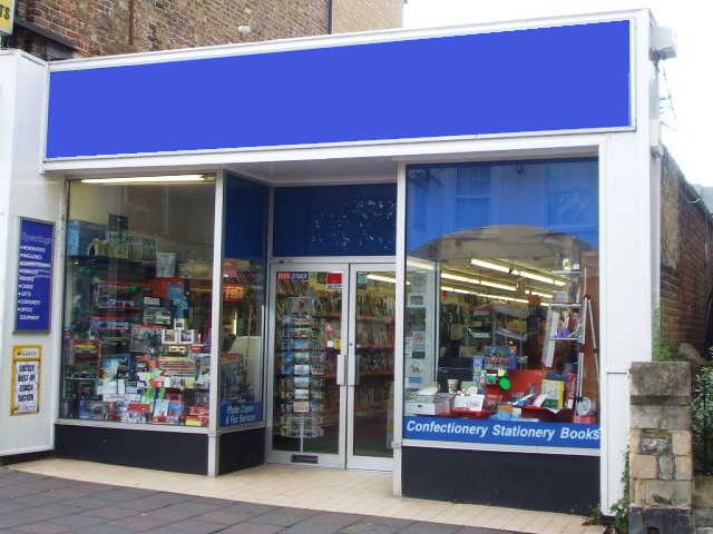 Busy Newsagent, Card Shop, Confectioner, Stationer plus Model Shop for Sale in Kent