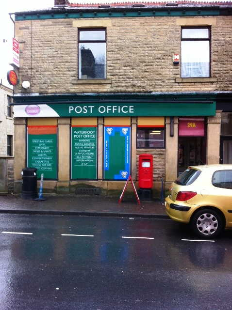Profitable Stonebuilt Village Counter News, Confectionery, Tobacco, Greeting Cards, Stationery with Sub Post office, Lancashire for sale