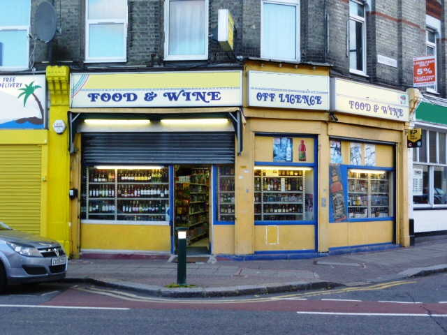 Fully Equipped Full Free off Licence, Confectionery, Tobacco Slight Convenience Groceries, East London for sale