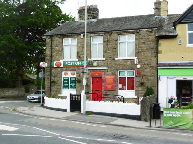 Freehold Post Office, Card Shop, Stationer plus Confectioner for Sale in Lancashire