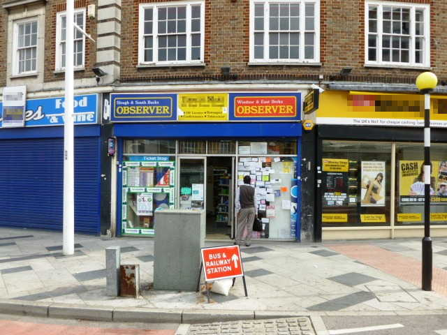 Lucrative Newsagent, Card Shop, Confectioner, Stationer plus Off Licence for Sale in Berkshire
