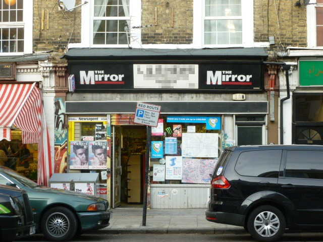 Well Established Mainly Counter News, Confectionery, Tobacco, Greeting Cards, Magazines Slight Convenience Groceries, North London for sale