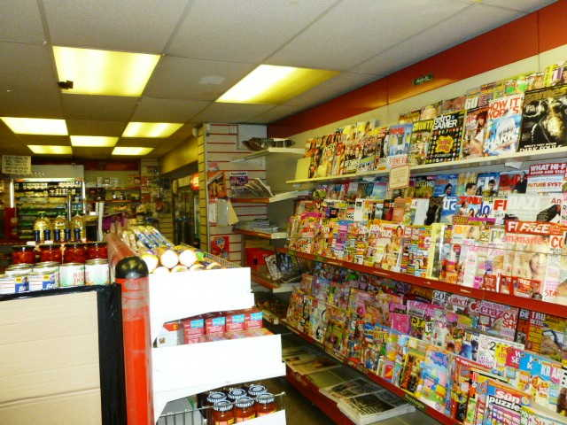 Well Established Mainly Counter News, Confectionery, Tobacco, Greeting Cards, Magazines Slight Convenience Groceries for sale in Hornsey, North London for sale