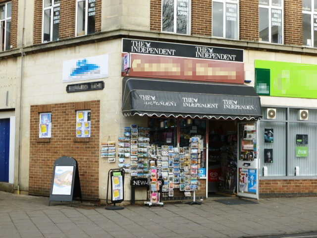 Well Equipped News, Confectionery, Tobacco, Greeting Cards, Stationery, Gifts, Souvenirs, Ices, Soft Drinks, Oxfordshire for sale