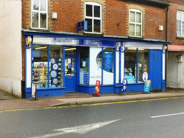 Profitable Old Established News, Confectionery, Tobacco, Greeting Cards, Stationery Slight Convenience Groceries, Full Free off Licence Plus On Line National Lottery, Leicestershire for sale
