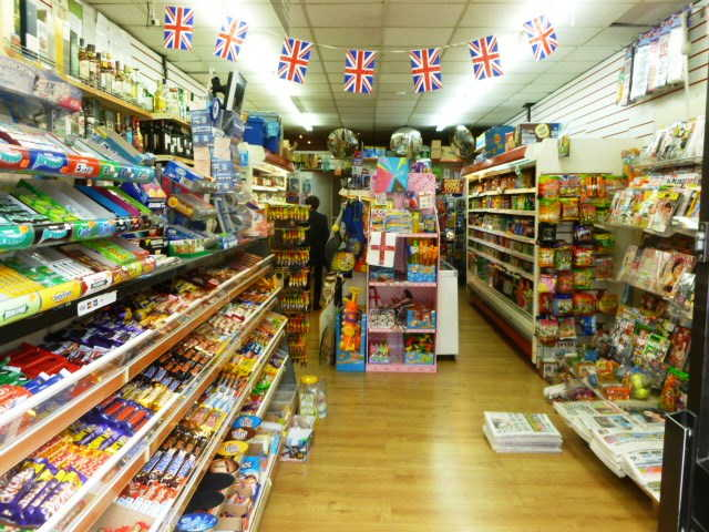 Well Equipped Counter News, Confectionery, Tobacco, Greeting Cards Slight Convenience Groceries, Full Free off Licence for sale in South Tottenham, North London for sale