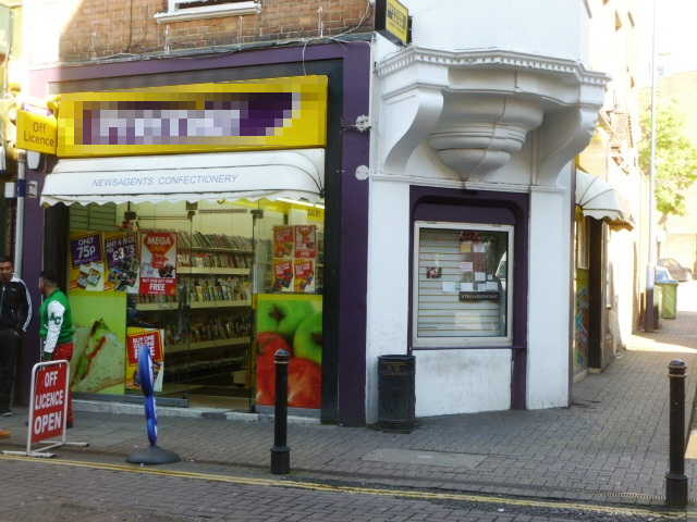 Mainly Counter News, Confectionery, Tobacco, Greeting Cards, Stationery Slight Convenience Groceries, Full Free off Licence, Surrey for sale