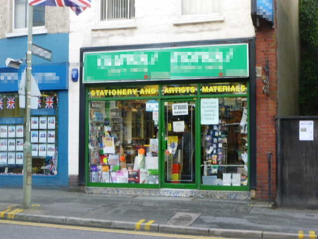 Well Established Freehold Stationery, Arts and Crafts, office Stationery, Greeting Cards, Surrey for sale