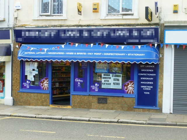 Well Established and Well Fitted Freehold Counter News, Confectionery, Tobacco, Greeting Cards, Stationery, Convenience Groceries, Full Free off Licence, On Line National Lottery Plus Paypoint, East Sussex for sale