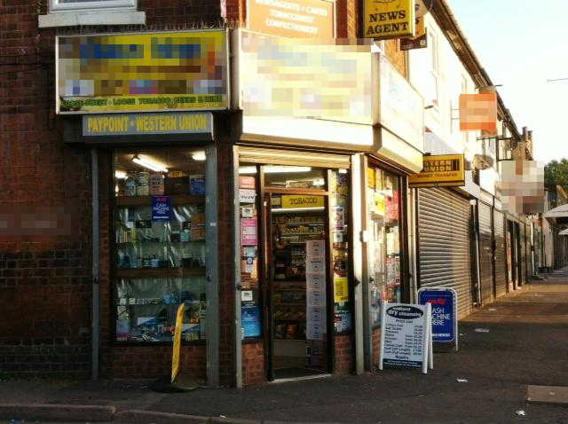 Counter News, Confectionery,tobacco, Greeting Cards Slight Convenience Groceries, Full Free off Licence (Recently Granted) in West Midlands for sale
