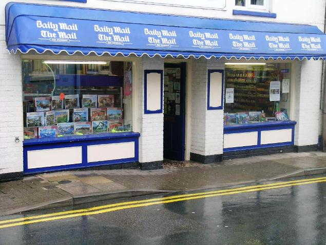 Newsagent, Card Shop, Confectioner plus Stationer for Sale in Warwickshire