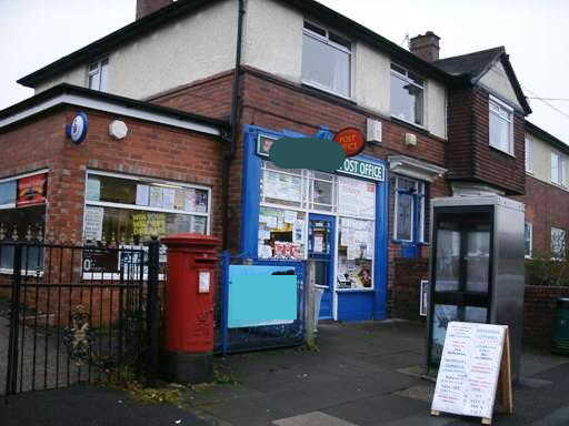 Freehold Post Office, Card Shop, Stationer plus Confectioner for Sale in Staffordshire