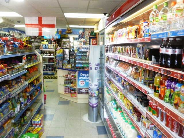 Profitable Semi-detached News, Confectionery, Tobacco, Greeting Cards, Stationery, Slight Convenience Groceries, Full Free off Licence Plus On Line National Lottery, Paypoint Recently Reduced To �110,000 Plus Stock At Valuation For Early Sale for sale in Guildford for sale