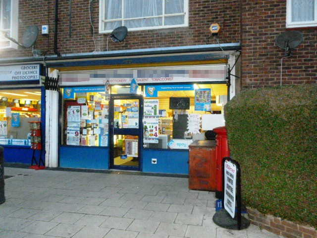 Profitable Well Fitted News, Confectionery, Tobacco, Greeting Cards Slight Convenience Groceries, off Licence (Wines and Beers Only), West Sussex For Sale