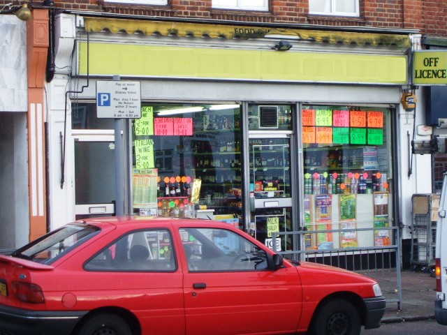 Off Licence plus Confectioner for Sale in Middlesex