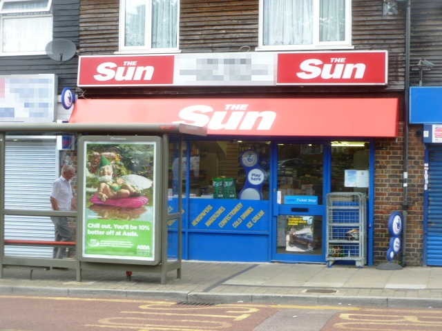 Busy Freehold Newsagent, Card Shop, Confectioner plus Stationer for Sale in North London
