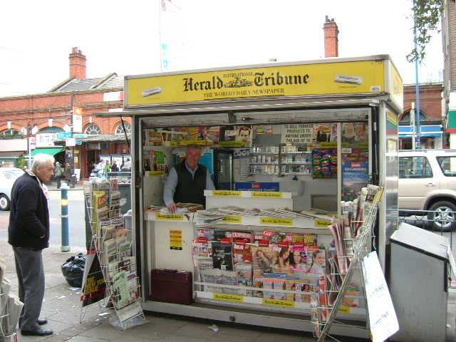 Profitable Kiosk, Selling News, Confectionery, Tobacco, Soft Drinks Plus Agency For Bus Passes, South London for sale