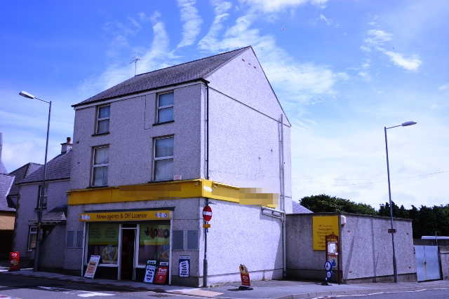 Freehold Semi-detached News, Confectionery, Tobacco, Self Service Convenience Store, Full Free off Licence Plus On Line National Lottery, North Wales for sale