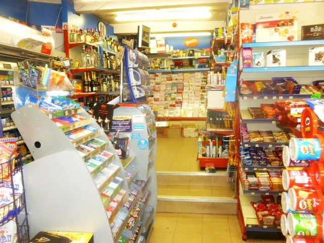 Well Established Counter News, Confectionery, Tobacco, Greeting Cards Slight Convenience Groceries, Full Free off Licence, Oxfordshire for sale