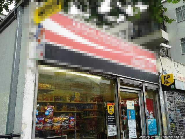Confectionery, Tobacco, Hot Drinks Slight Convenience Groceries, Paypoint Plus Oyster, West London for sale