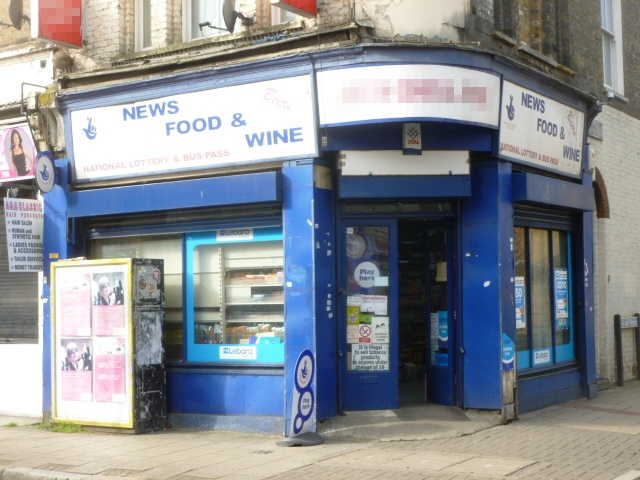 Well Established Counter News, Confectionery, Tobacco Slight Convenience Groceries, Full Free off Licence, On Line National Lottery, South London for sale