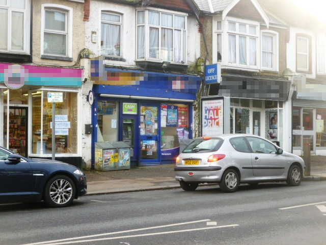 Newsagent and Off Licence for sale in Surrey