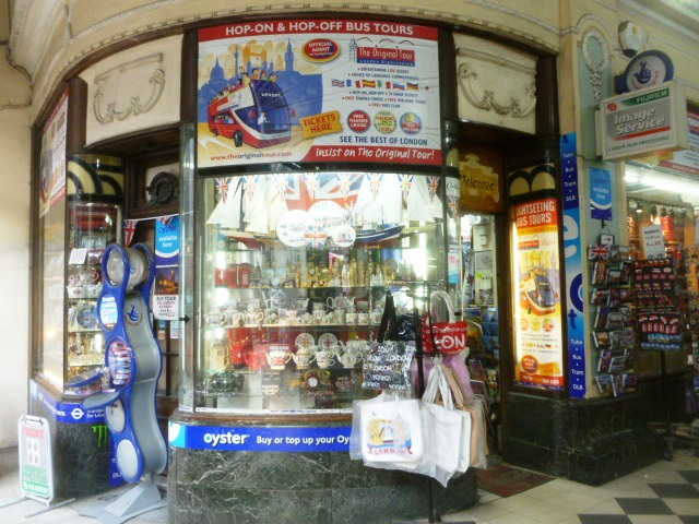 Well Established Kiosk Specialising In Gifts, Greeting Cards, Confectionery, Tobacco, On Line National Lottery Plus Oyster, South London for sale