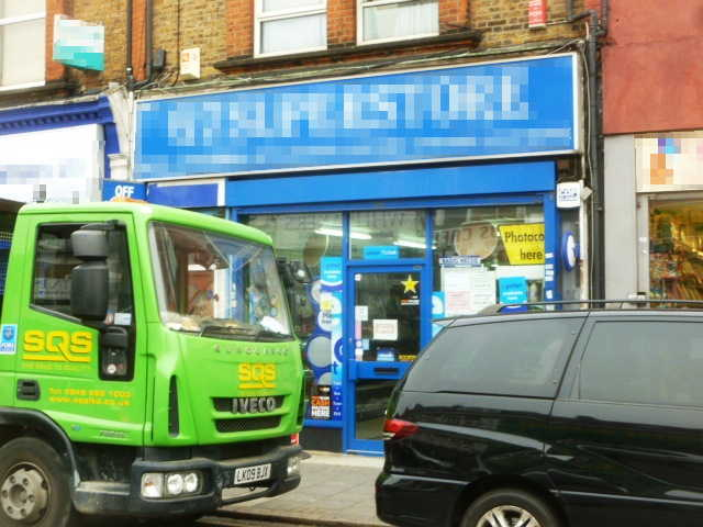 Profitable Well Fitted Counter News, Confectionery, Tobacco, Stationery Slight Convenience Groceries Plus Fireworks, Full Free off Licence Plus On Line National Lottery, South London for sale