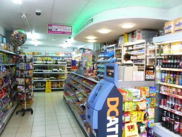 Profitable Well Fitted Counter News, Confectionery, Tobacco, Stationery Slight Convenience Groceries Plus Fireworks, Full Free off Licence Plus On Line National Lottery for sale in Thamesmead, South London for sale