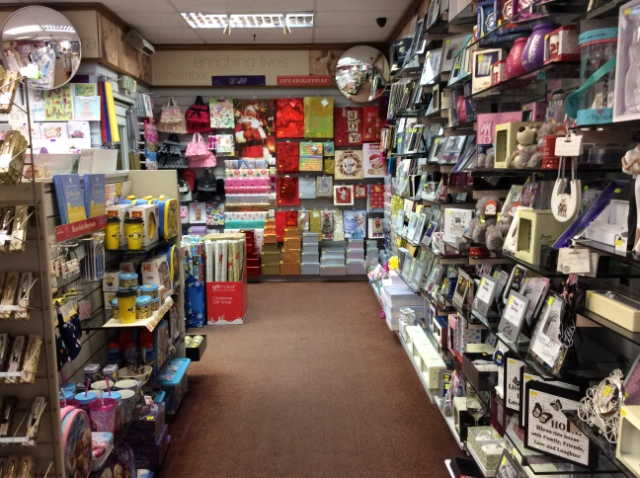 Card Shop, Jewellers, Stationers and Party Shop in Hampshire for Sale
