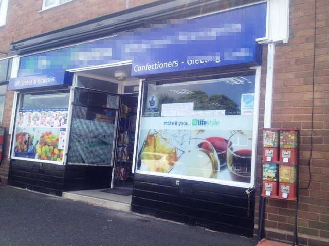 Newsagent and Off Licence in West Midlands For Sale