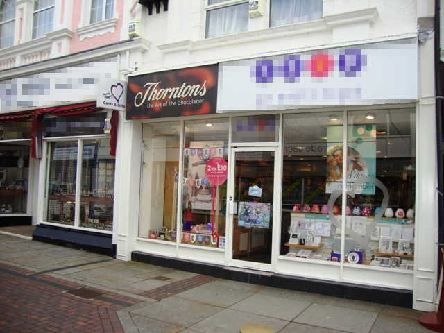 Well Fitted Greeting Cards, Gifts Plus Thornton Chocolates Franchise, South Wales For Sale