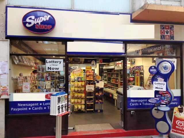 News, Confectionery, Tobacco, Full Free off Licence Plus On Line National Lottery, South Wales For Sale