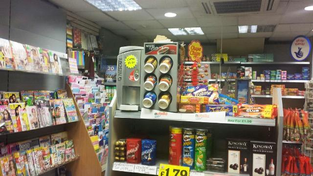 News, Confectionery, Tobacco, Full Free off Licence Plus On Line National Lottery for sale in Swansea for sale