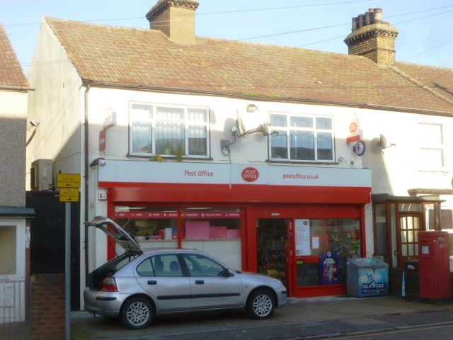 Newsagent, Off Licence and Main Post Office in Essex For Sale