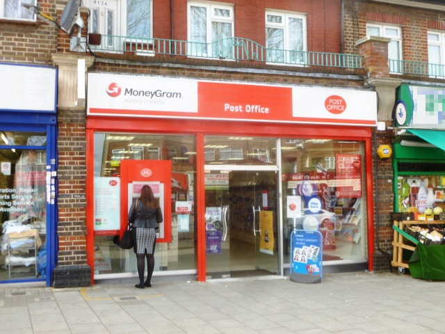 Main Post Office, Card Shop and Stationers in Middlesex For Sale