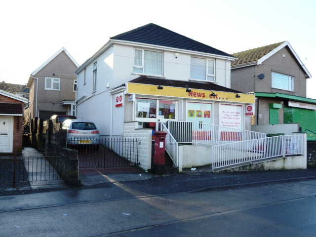Newsagent and Post Office in South Wales For Sale