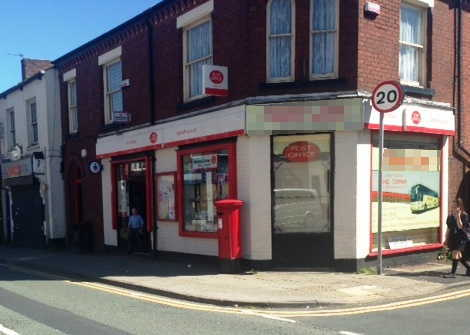 Post Office with Card Shop and Stationers in Cheshire For Sale