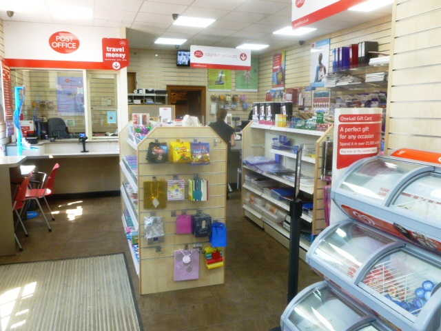 Attractive Detached and Superbly Fitted Stationery, Greeting Cards, Toys, Soft Drinks Plus Main Post office for sale in Ascot for sale