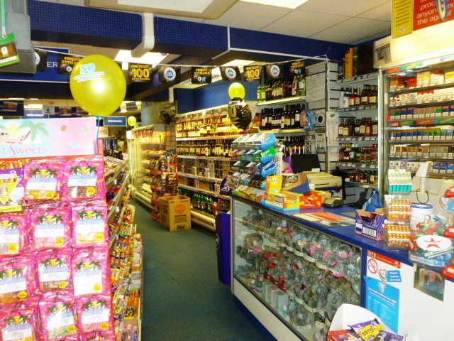 Freehold Newsagent and Off Licence in Hastings For Sale