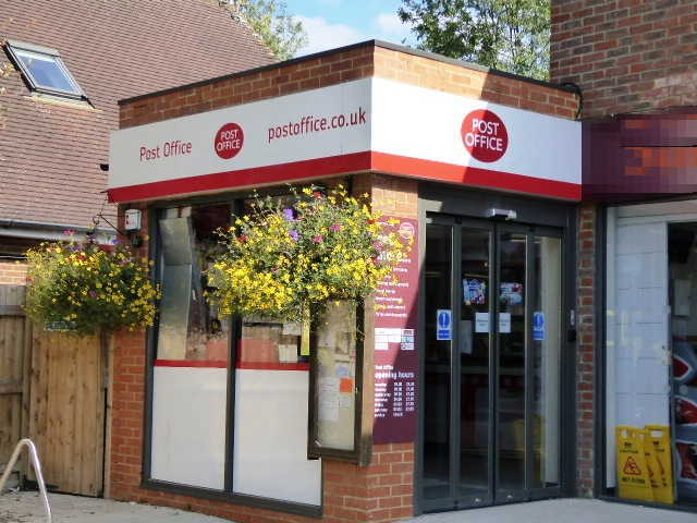 Community Post Office with Card Shop and Stationery in Surrey For Sale
