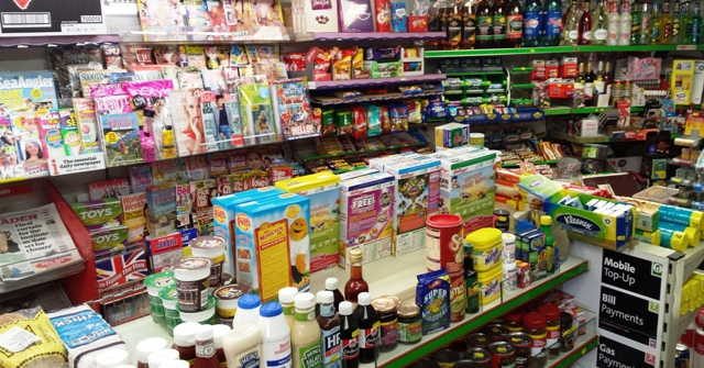 Newsagent and Off Licence in Mountain Ash For Sale