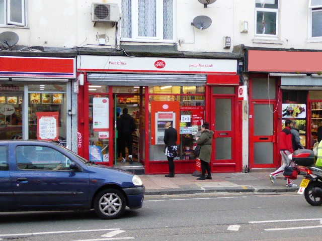 Post Office, Card Shop and Stationers in East Sussex For Sale