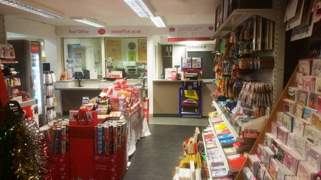 Post Office with Card and Stationary in Hampshire For Sale