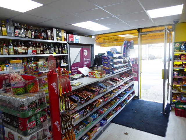 Newsagent and Off Licence in Reading For Sale