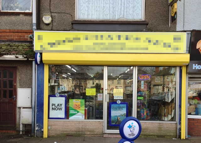 Newsagent and Off Licence for sale in Lincolnshire