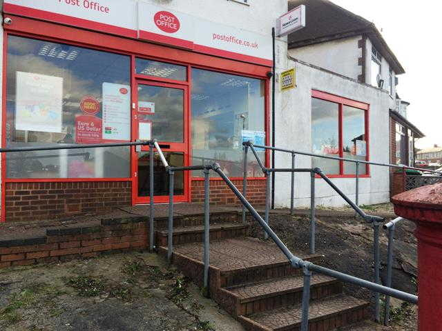 Main Post Office, Card and Stationers in West Midlands For Sale