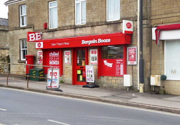 Off Licence and Post Office in Somerset For Sale