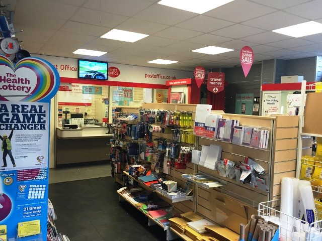Buy a Main Post Office with Cards and Stationery in Lancashire